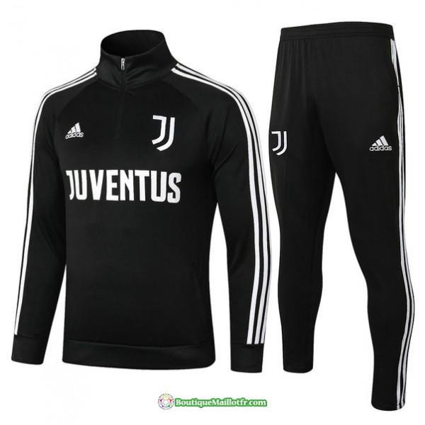 Survetement Juventus 2020 2021 Noir Juventus