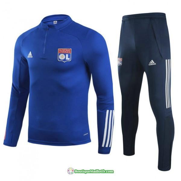 Survetement Lyon 2021 2022 Bleu Marine