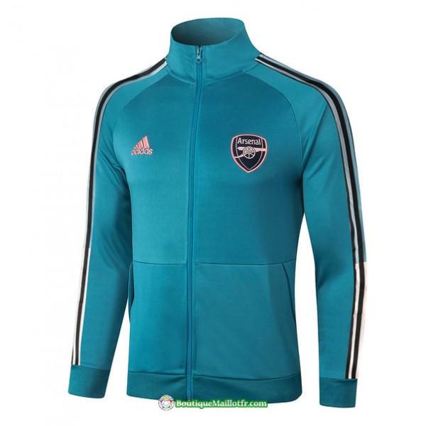 Veste Arsenal 2020 2021 Bleu Marine