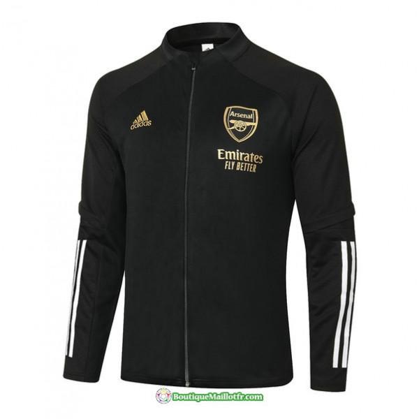 Veste Arsenal 2020 2021 Noir