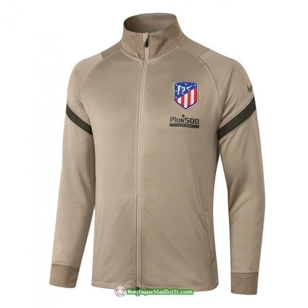 Veste Atletico Madrid 2020 2021 Kaki