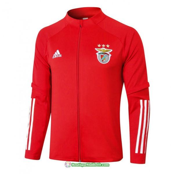 Veste Benfica 2020 2021 Rouge
