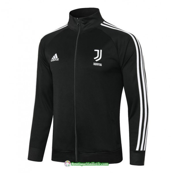 Veste Juventus 2020 2021 Noir/blanc