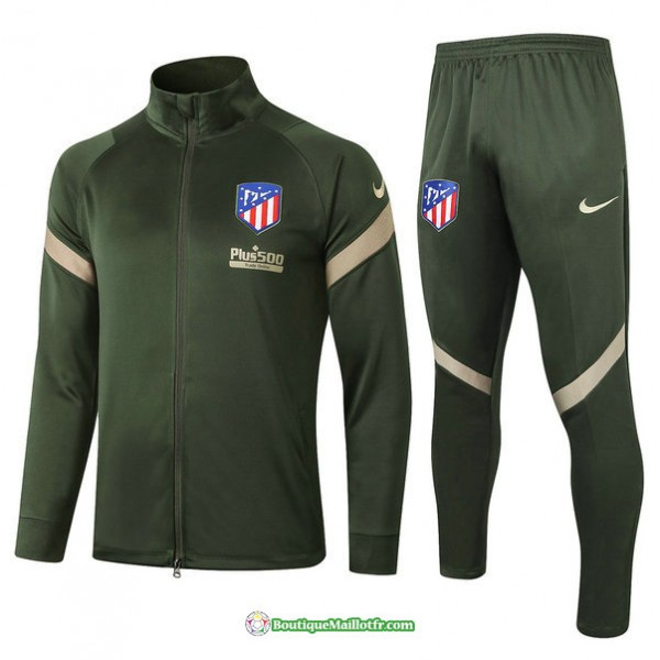 Veste Survetement Atletico Madrid 2020 2021 Armee ...