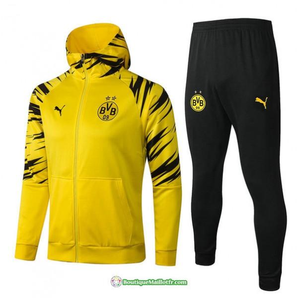 Veste Survetement Borussia Dortmund 2021 2022 A Ca...