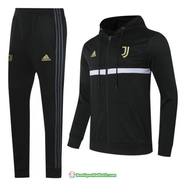 Veste Survetement Juventus 2020 2021 à Capuche No...