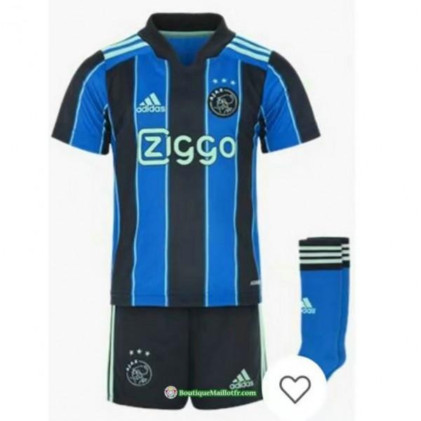 Maillot Afc Ajax Enfant 2021 2022 Exterieur