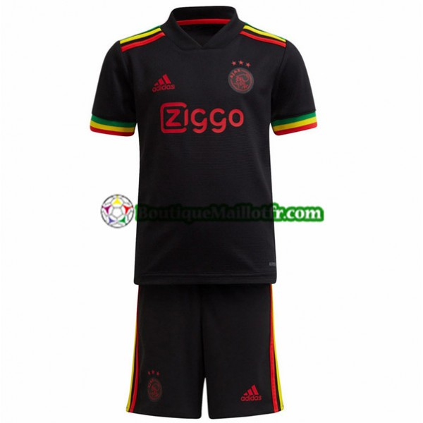 Maillot Afc Ajax Enfant 2021 2022 Third