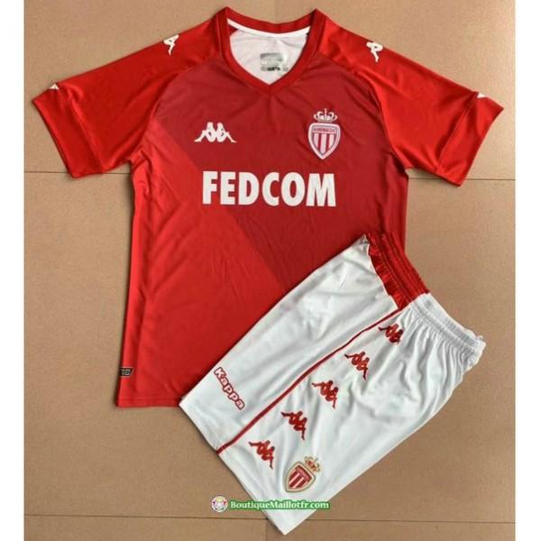 Maillot As Monaco Enfant 2021 2022 Special Edition