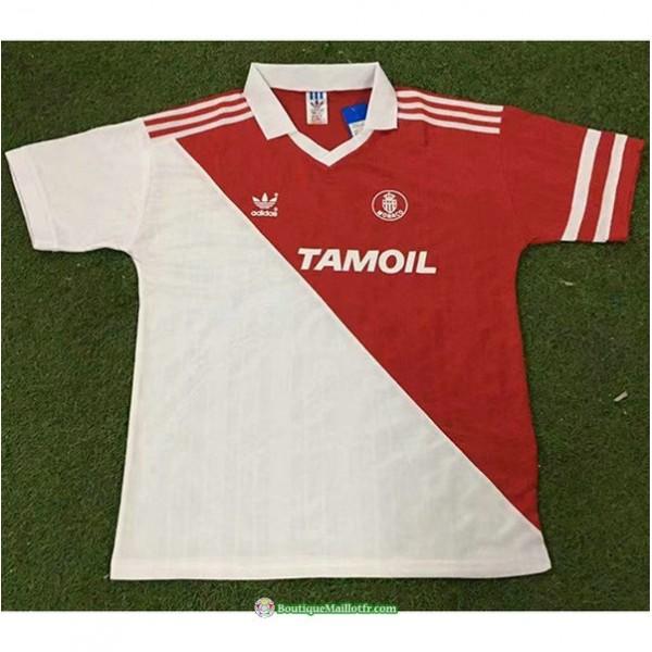 Maillot As Monaco Rétro 1992 94 Domicile