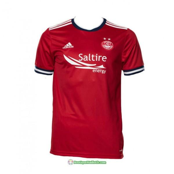 Maillot Aberdeen Fc 2021 2022 Domicile