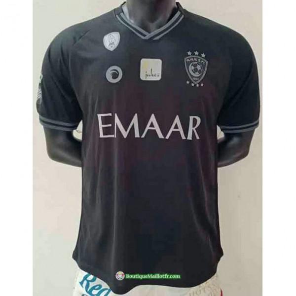 Maillot Al Hilal Domicile Noir 2020