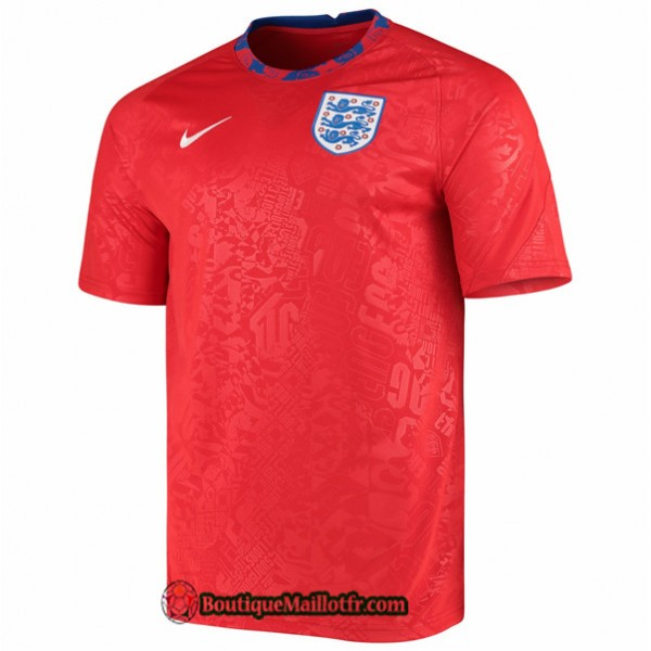 Maillot Angleterre 2021 2022 Training Rouge