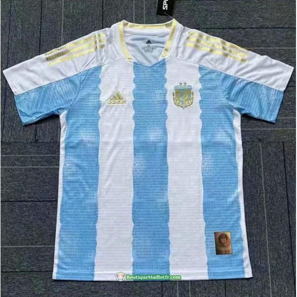 Maillot Argentine 2021 2022 Commemorative Edition