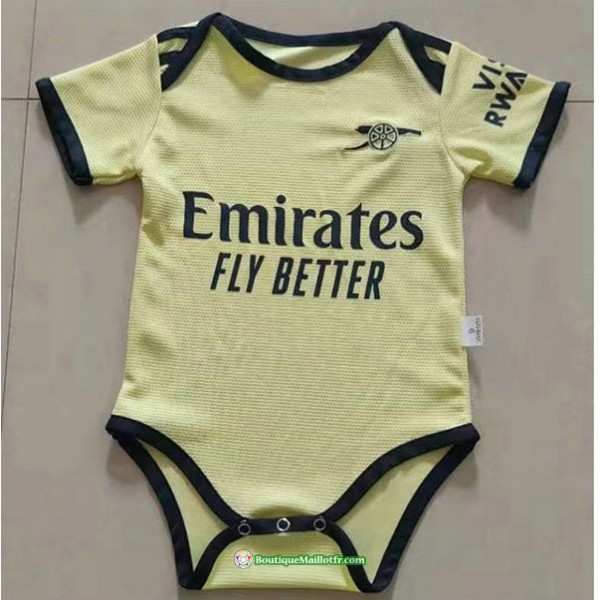 Maillot Arsenal Baby 2021 2022 Exterieur
