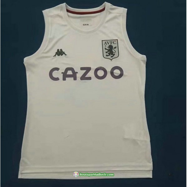 Maillot Aston Villa Vest 2021 2022 Blanc