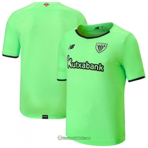 Maillot Athletic Bilbao 2021 2022 Exterieur