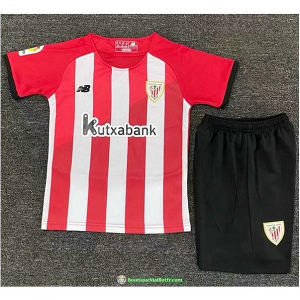 Maillot Athletic Bilbao Enfant 2021 2022 Domicile