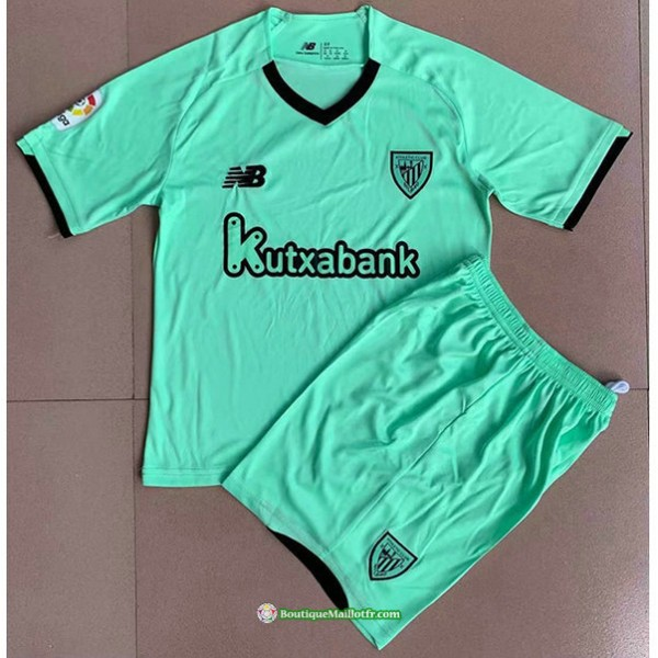 Maillot Athletic Bilbao Enfant 2021 2022 Exterieur