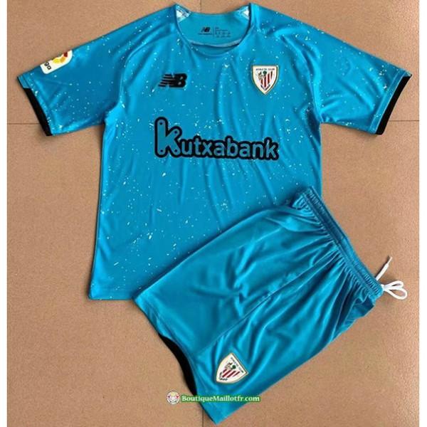 Maillot Athletic Bilbao Enfant 2021 2022 Gardien D...