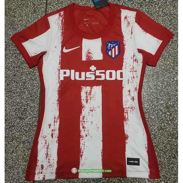 Maillot Atletico Madrid 2021 2022 Domicile Femme