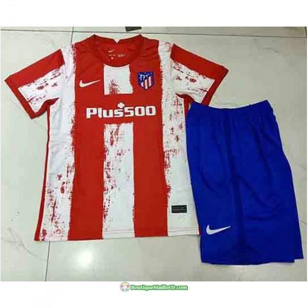 Maillot Atletico Madrid Enfant 2021 2022 Domicile