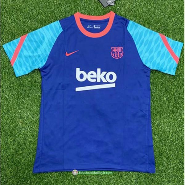 Maillot Barcelone 2021 2022 Training Bleu