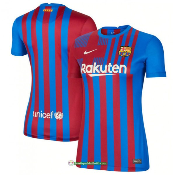 Maillot Barcelone Femme 2021 2022 Domicile