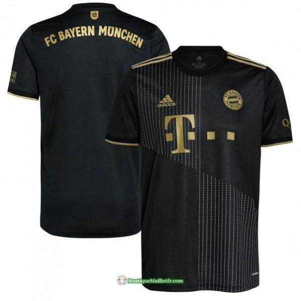 Maillot Bayern Munich 2021 2022 Exterieur
