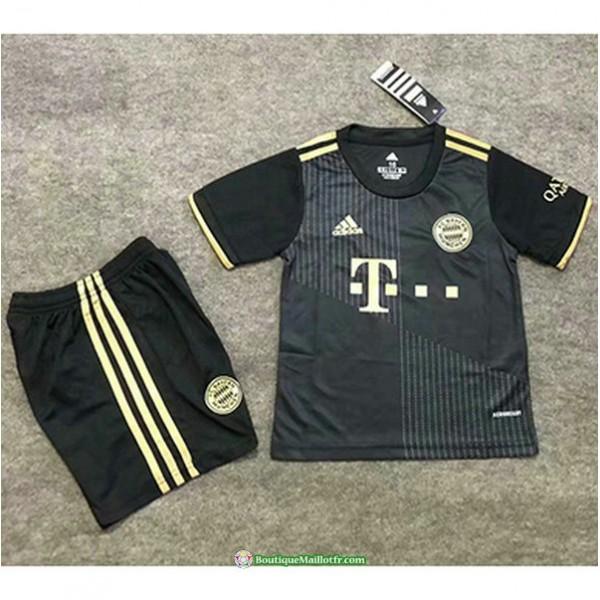 Maillot Bayern Munich Enfant 2021 2022 Exterieur