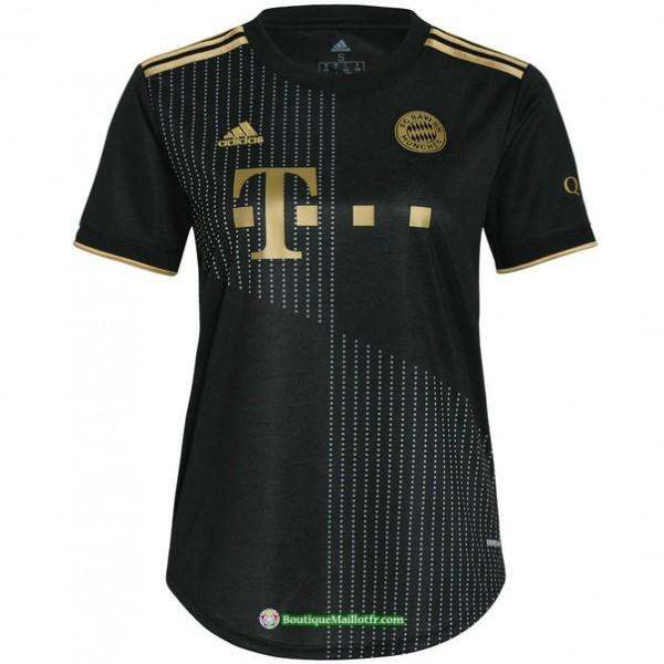 Maillot Bayern Munich Femme 2021 2022 Exterieur