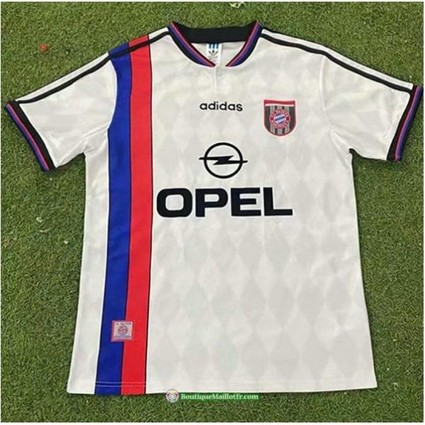 Maillot Bayern Munich Rétro 1995 96 Exterieur