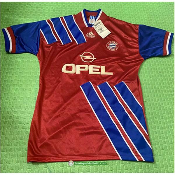 Maillot Bayern Munich Rétro 1997 98 Domicile
