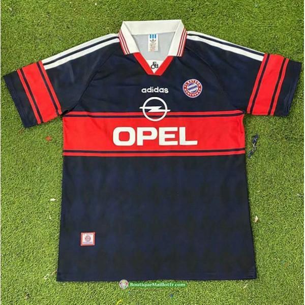 Maillot Bayern Munich Rétro 1997 99 Domicile