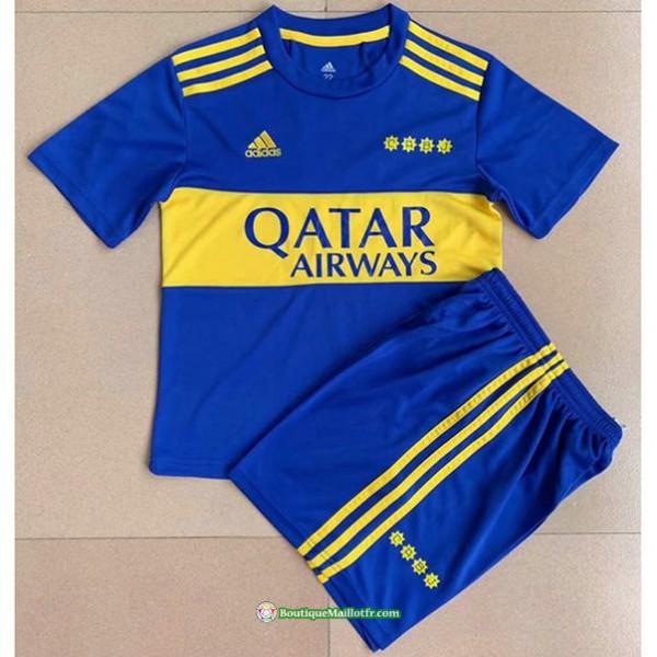 Maillot Boca Juniors Enfant 2021 2022 Domicile