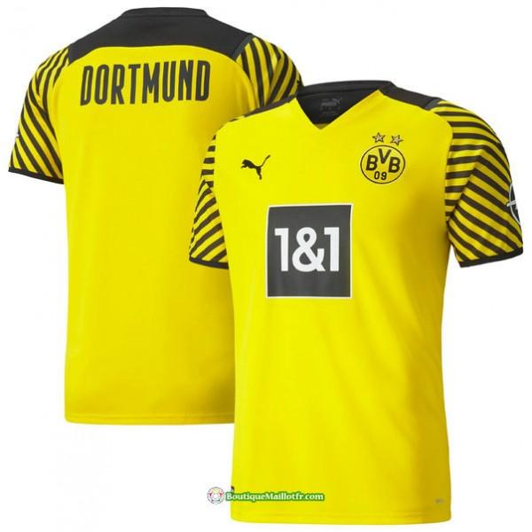 Maillot Borussia Dortmund 2021 2022 Domicile