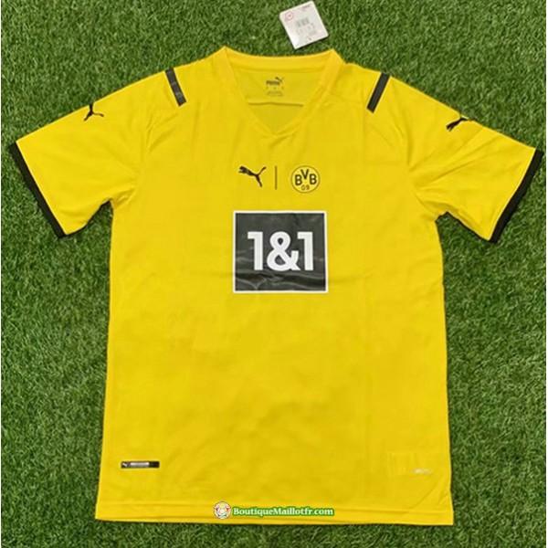 Maillot Borussia Dortmund 2021 2022 Training Jaune