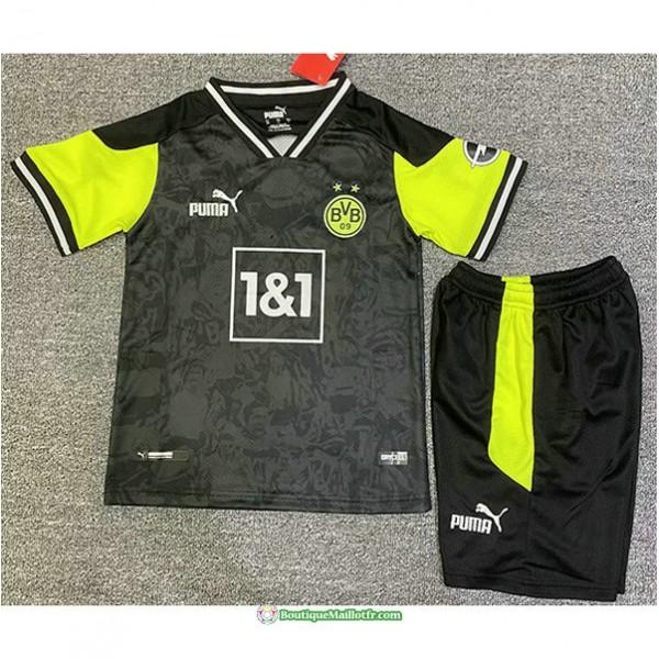 Maillot Borussia Dortmund Enfant 2021 2022 Version...