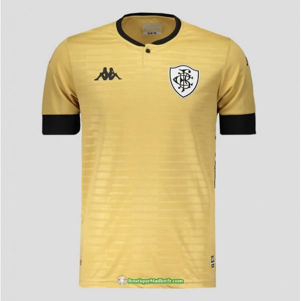 Maillot Botafogo 2021 2022 Third Jaune