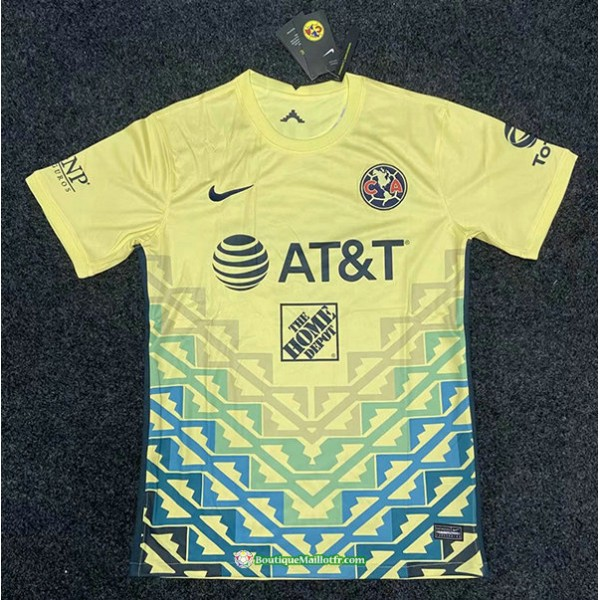Maillot Cf América 2021 2022 Domicile