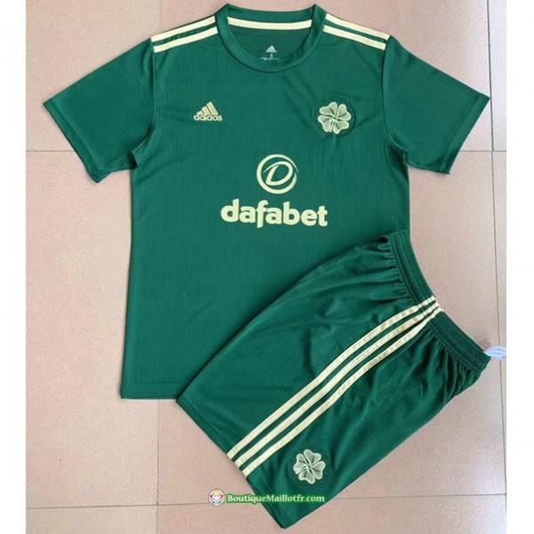 Maillot Celtic Enfant 2021 2022 Exterieur