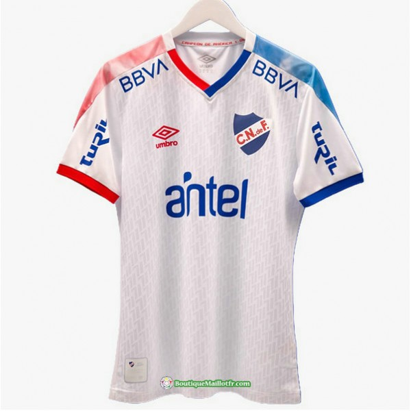 Maillot Club Nacional 2021 2022 Domicile