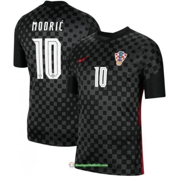 Maillot Croatie Exterieur Modric 10 Euro 2020