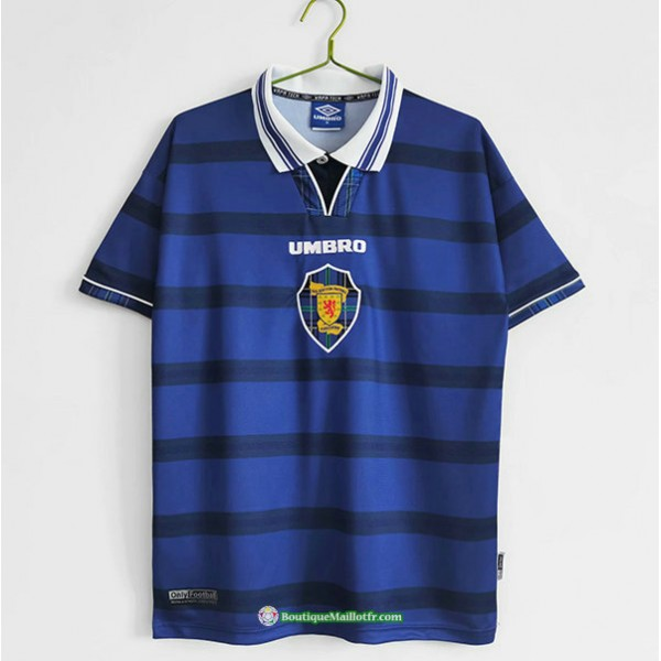 Maillot Écosse Rétro 1998 00 Domicile