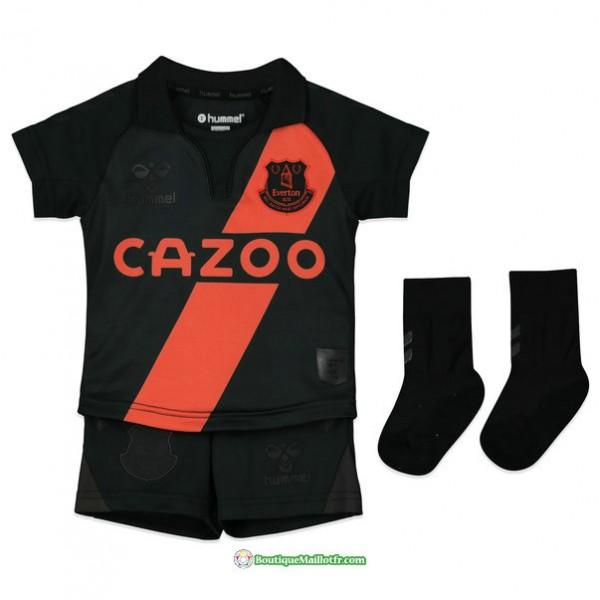 Maillot Everton Enfant 2021 2022 Exterieur