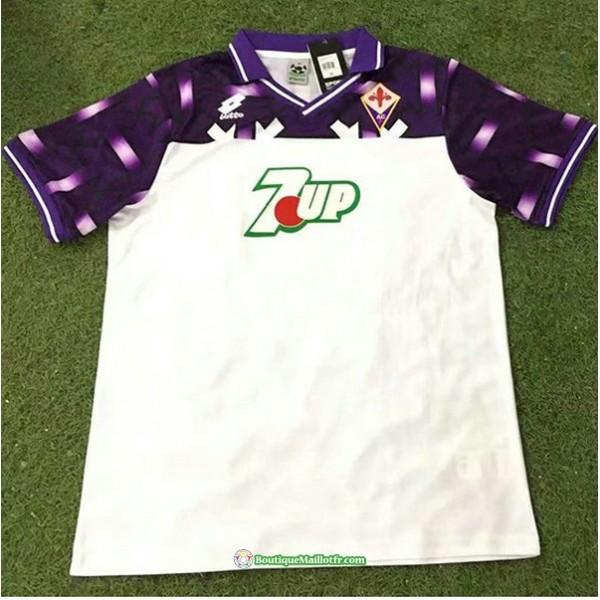 Maillot Fiorentina Rétro 1992 93 Exterieur