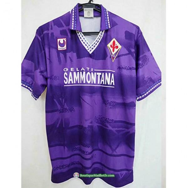 Maillot Fiorentina Rétro 1994 95 Domicile