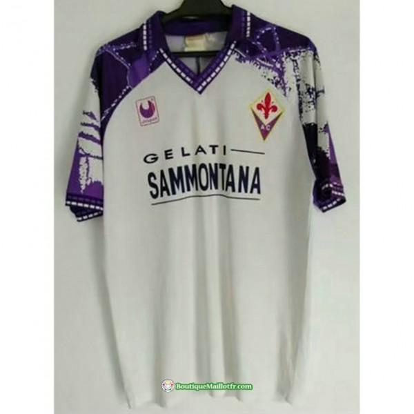 Maillot Fiorentina Rétro 1994 95 Exterieur