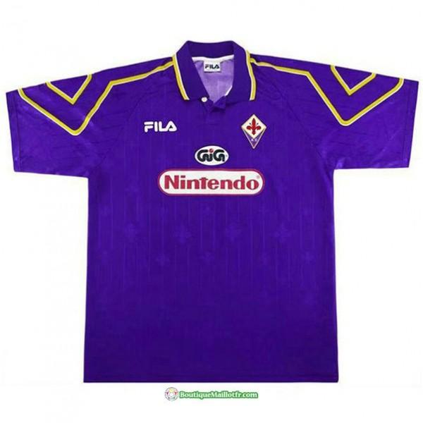 Maillot Fiorentina Rétro 1997 98 Domicile