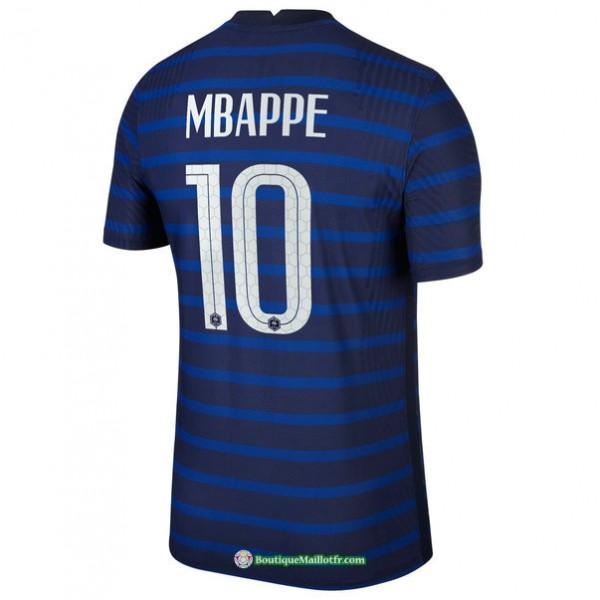 Maillot France Domicile Mbappe 10 Euro 2020